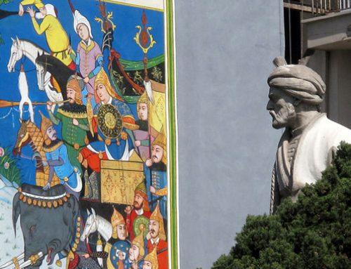 Free Tehran Street Art Tour/tipping based