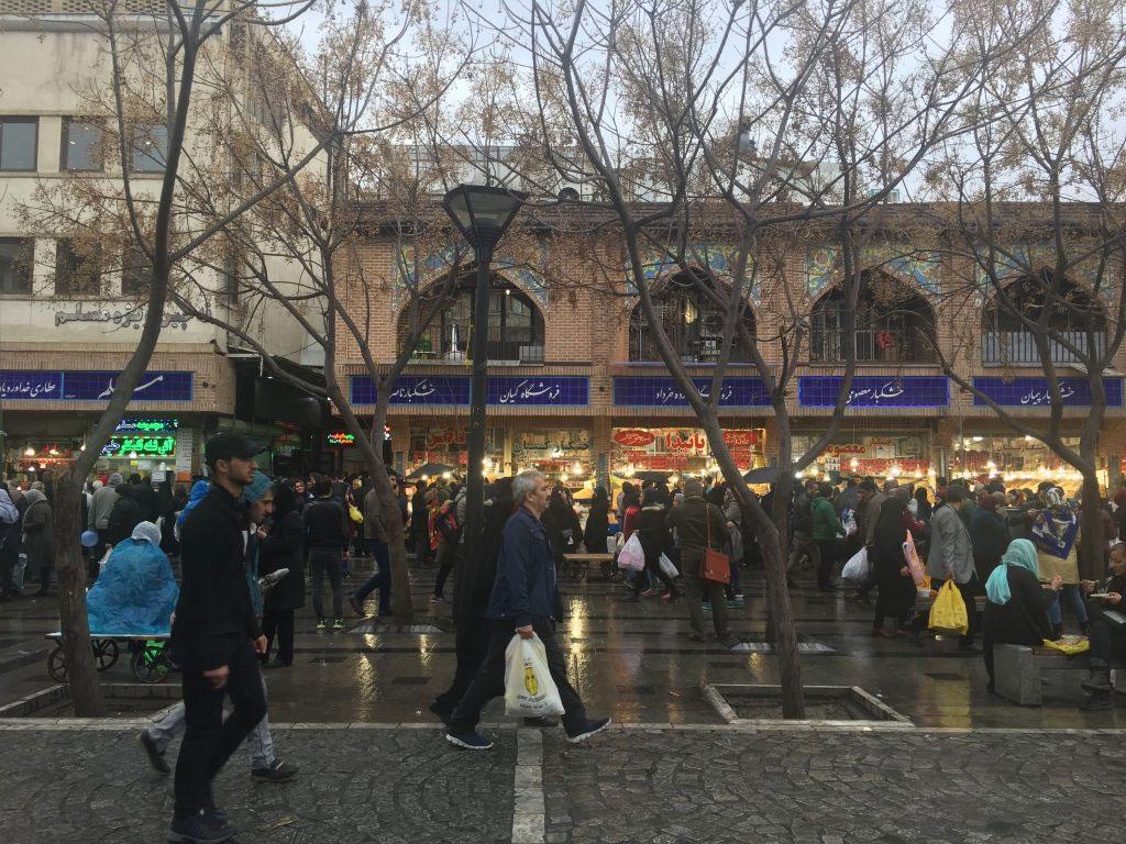 walktehran bazaar-slider