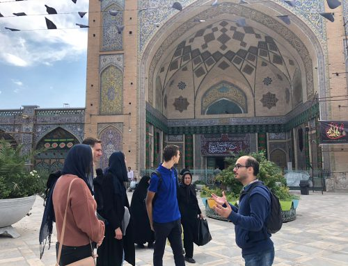 Free Tehran Walking Tour/ tipping-based