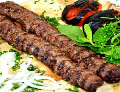 Chelo Kabab
