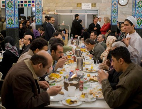 Top Essential Iranian Dishes in Tehran restaurants