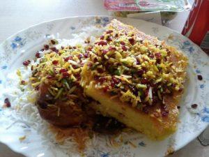 persian cuisine in tehran walking tours