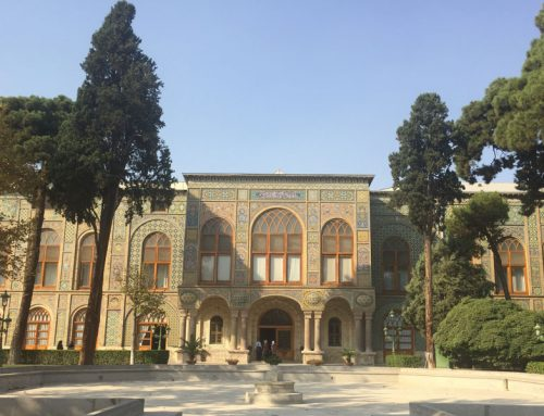 Guide to visiting Golestan Palace: Royal Residence of Qajar Kings