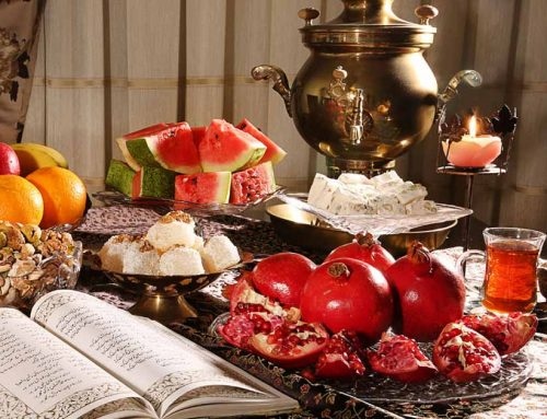 Yalda Night, Birth of the Sun
